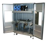 McDry Feeder Storage Cabinet.