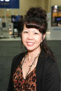 Michelle Ogihara, Seika's Senior Sales Manager