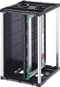 NIKKO adjustable PCB racks.