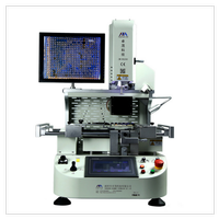 Seamark zm LED BGA Rework Station ZM-R6200 & ZM R720 Hot air gun soldering machine