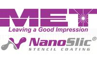 MET Stencil Launches NanoSlic® Gold Coated Stencil