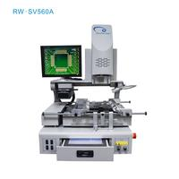 Shultte Star SV-560A Automatic bga rework machine soldering desoldering station bga rework station printed circuit board repair