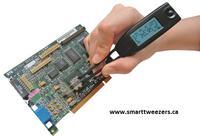 Digital Multimeter Smart Tweezers in Action
