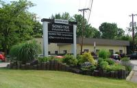 Sono-Tek's headquarters in Milton, NY