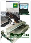 SonoFlux Servo Automated Reciprocating Ultrasonic Spray Fluxer for Wave Solder
