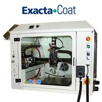 The ExactaCoat Tabletop Coating System is a fully enclosed programmable XYZ motion system for depositing uniform thin-film coatings for electronics and solar applications.