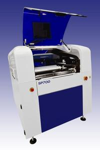 The SP700avi Screen Printer  combines Speedprint's commitment to high performance and reliability.