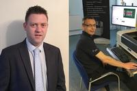 Tony Wood (l) and Andy Lee (r), both newly appointed to customer-facing roles at Europlacer.