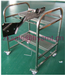 Universal feeder trolley cart