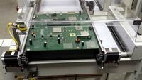 Edge Grabber Inspection and PCB Conveyors