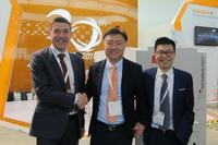 Agreement with American Tec in China.