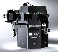 3D AOI XM camera module for high-speed 3D inspection.