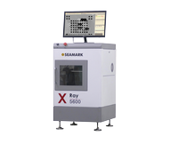 Seamark Cheap price micro focus industrial X-ray inspect system X-5600 for electronics mobile phone PCBA BGA non welding inspection