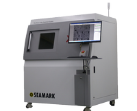 SMT BGA solder inspection equipment Seamark Zhuomao X-6600 for detects inspection