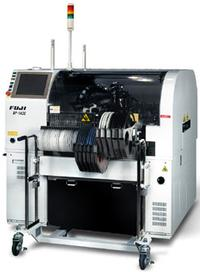 Fuji XP-143E - Compact High-Speed SMT Mounter