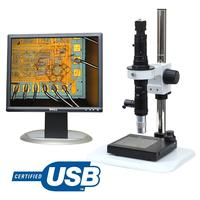 YSC US209 USB High Definition Digital Video Microscope 8x-9032x