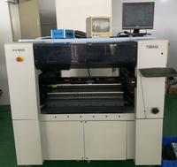Yamaha YV100-II full automatic pick and place machine for sale