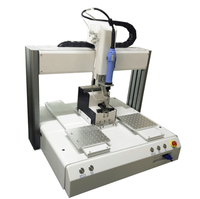 High-efficiency auto screw fasten machine ZM-5030 YYP with screw dispenser for product assembly