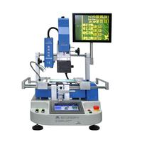 Cheap optical BGA rework station ZM-R6110 hot air bga rework station for SMT/PCBA chip replacement