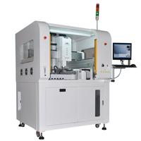 Seamark Zhuomao high fully automatic BGA rework station ZM-R8650 with vision alignment system for motherboard repairing