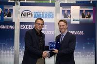 The award, presented by Circuits Assembly and Printed Circuit Design and Fab, was in recognition of the CATHOX™ Catalytic Thermal Oxidizer used in the Centurion Reflow Soldering System.