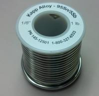 Kapp Antimonial Tin - Lead Free Solder for Electrical or Electronic Connections