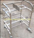 autotronic feeder storage cart