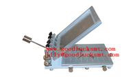 Precision handprint  Manual screen printing machine manufacturers selling silk screen printing press