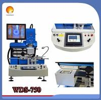 Full automatic BGA rework station WDS-750 all motherboard repair machine for iphone PS4 repairing