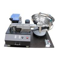 capacitance Components lead cutter machine
