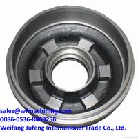Cast Steel Fan Wheel Impeller with Precision Casting Process