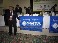 The SMTA Penang Chapter was honored with recognition as an SMTA International Chapter of the Year at SMTA International in San Diego, California, USA recently.