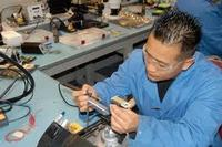 Certified soldering techs for hire