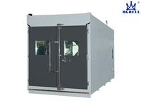 Walk in chamber for Complex Salt Spray Test (Temperature controllable)