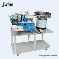 Bulk components lead cutting and forming machine