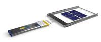 e-Clipse solar cell thermocouple (TC) attachment fixture.