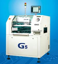 GKG Auto screen printer
