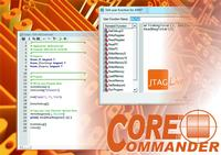 JTAG CoreCommander - Take command of microcores for PCB test & debug