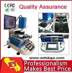 No.1 sales automatic bga rework station WDS-620 PS3 PS4 motherboard repair machine with free training