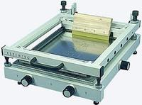 SP002  - Manual Fine-pitch Stencil Printer, Guided Squeegee