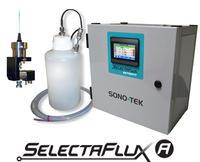 SelectaFlux A Ultrasonic fluxing system for selective wave solder process