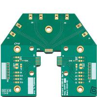RFMW PCB with Cavity for SMA Connector
