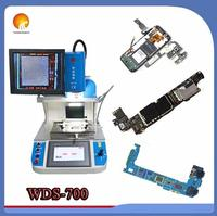 2016 hot collection WDS-700 automatic iphone glued chip rework station with HD camera