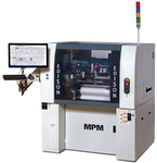 MPM® Edison Next Generation Scalable SMT Printer