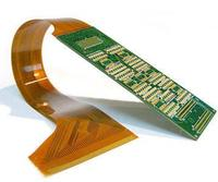 OEM Rigid Flex PCB Assembly Hard Gold Plating Rigid Flexible PCB