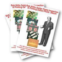 Solder paste, printing & defect images for your next presentation
