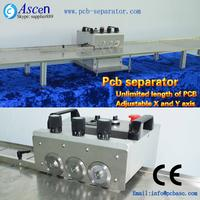 PCB cutting machine/PCB depaneling machine/PCB separator ASC-700/led separator/pcb cutter