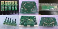 Hybrid-Multilayered PCB Laminated & PCB Assembly