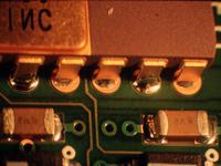 Poor solder fill in plated through hole