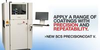 SCS Precisioncoat V  - PCB Spray Coating System